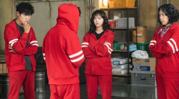 Watch and Donwload Korean Drama The Uncanny Counter Eps 1