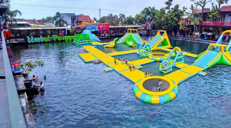 8 Instagrammable water attractions in Klaten and mandatory to visit